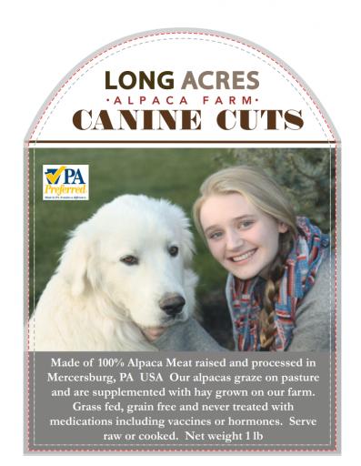 Canine Cuts